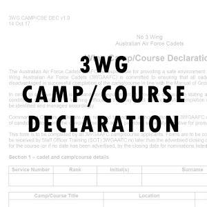 3WG CAMP COURSE DEC-01